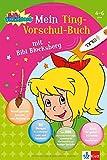 Bibi Blocksberg:  Mein Ting-Vorschul-Buch mit Bibi Blocksberg; Erstes Lesen und Rechnen, genaues Hören, Konzentration; 4-6 Jahre