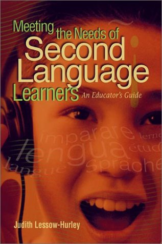 Meeting the Needs of Second Language Learners: An...