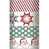 My Mind's Eye Mistletoe Magic Christmas Decorative Washi Tape Collection MM1017