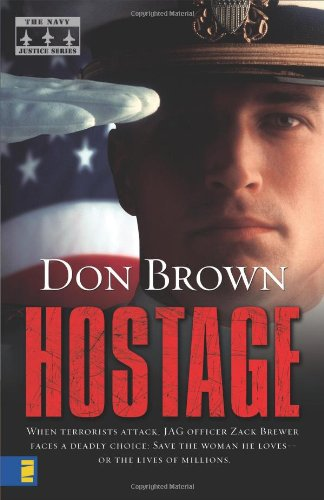 Hostage (Navy Justice, Book 2) front-1018344