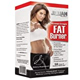 Thin Care Jillian Michaels Fat Burner MetaCaps, 56-Count