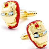 Ironman Tony Stark Mask Cufflinks CL-CH-210051