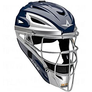 Buy All Star System 7 Two Tone Catchers Helmets by All-Star