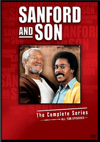 Cover art for  Sanford and Son: The Complete Series (Slim Packaging)