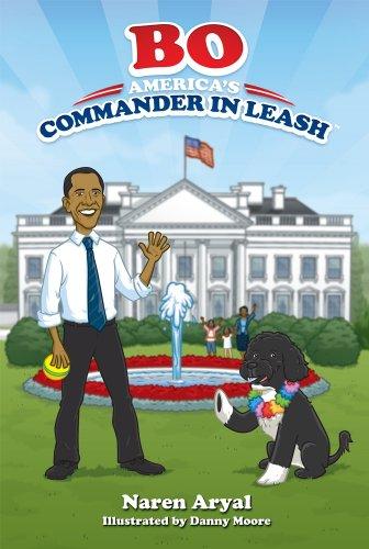 Bo, America's Commander in Leash