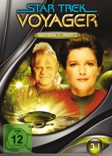 Star Trek - Voyager: Season 3, Part 1 [3 DVDs]