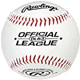 Rawlings OLB3BT24 Official League Baseball, 9""