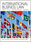img - for International Business Law (6th Edition) book / textbook / text book