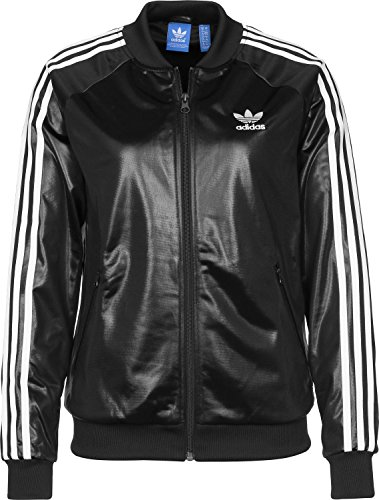 adidas Superstar TT W Giacca da tuta 38 black