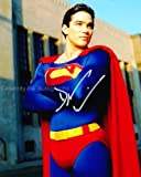 DEAN CAIN as Superman - Lois And Clark: The New Adventures Of Superman GENUINE AUTOGRAPH