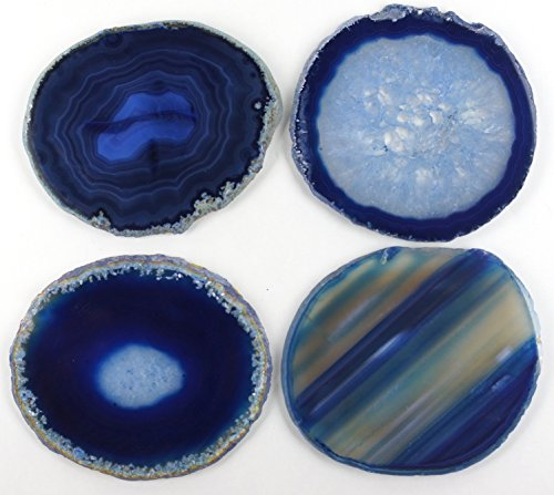 natural-sliced-agate-coaster-with-rubber-bumper-set-of-4-q1-blue-3-35