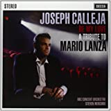 Be My Love - A Tribute To Mario Lanza [VINYL] Joseph Calleja