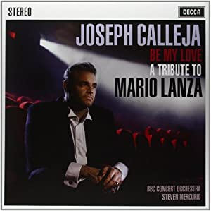Be My Love - A Tribute To Mario Lanza [VINYL]