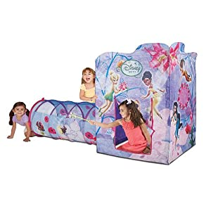 tinkerbell playhut, playhouse
