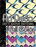 echange, troc Christian Stoll - Art Deco Decorative Patterns in Full Color