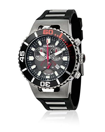 Torgoen Reloj de cuarzo Unisex T24306 45 mm