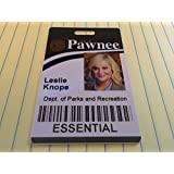 Leslie Knope Cos-Play PVC ID - Parks and Rec