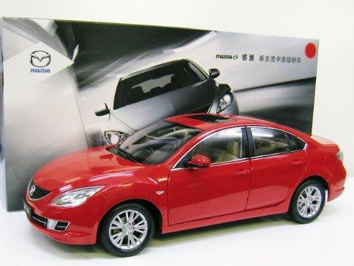Mazda特注 1/18 マツダ アテンザ セダン (カッパーレッドマイカ) ATENZA Mazda6