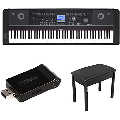 Yamaha dgx 660 portable grand electric piano yamaha for Yamaha dgx 200 portable grand keyboard