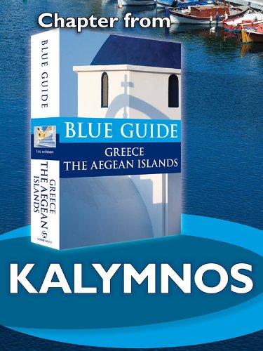 Nigel McGilchrist - Kalymnos - Blue Guide Chapter