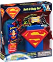 Superman Mega Box Decanter Bath & Body Set