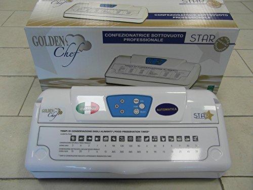 MACCHINA SOTTOVUOTO e confezionatrice automatica MADE IN ITALY PROFESSIONALE BESSER VACUUM STAR machine