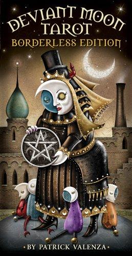 Deviant Moon Tarot: Borderless Edition