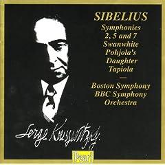 Sinelius: Sypmhonies Nos 2, 5