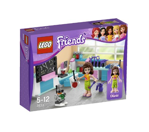 LEGO Friends Olivia's Inventor's Workshop 3933