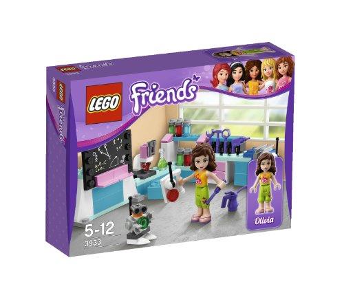Lego Friends Olivia'S Inventor'S Workshop 3933