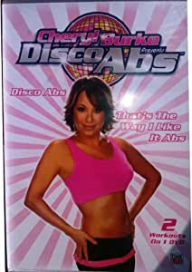 Cheryl Burke Presents Disco Abs (That's the Way I Like It Abs)