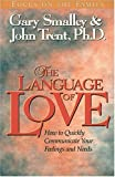 The Language of Love: with Study Guide (1561790206) by Smalley, Gary