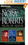 Nora Roberts Sign of Seven CD Collect...