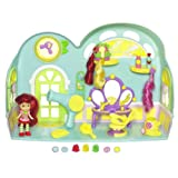 Strawberry Shortcake Lemon Spa Playset Berry Fruity Salonby Hasbro