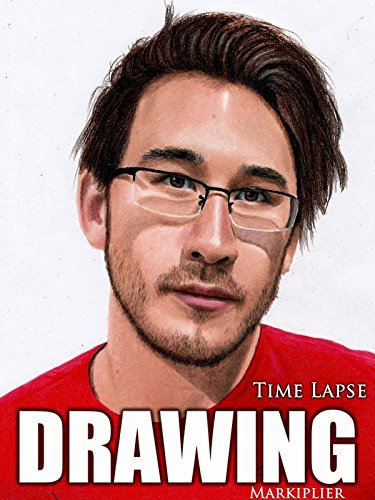 Clip: Time Lapse Drawing of Markiplier