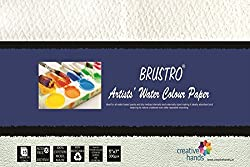 Brustro Artists' Watercolour Papers 300 GSM 5