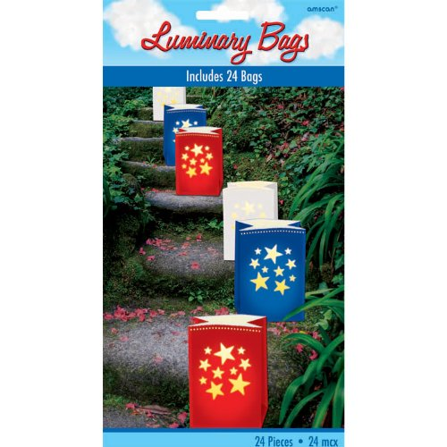 American Summer Luminaries Kit