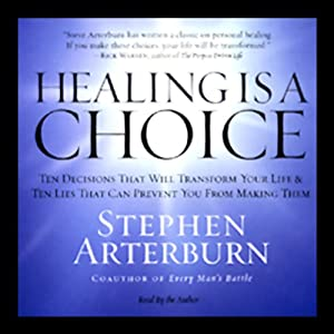 Healing Is a Choice Audiobook