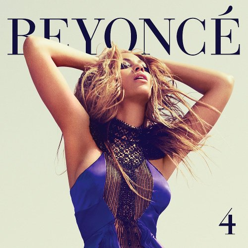 """4"" fourth album by Beyoncé by Beyoncé"