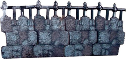 Halloween Cemetery Fence Ideas
