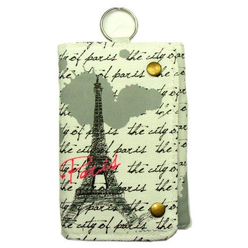 Robin Ruth - Paris 'Eiffel Tower' Wallet - Color : White