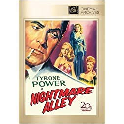 Nightmare Alley [Blu-ray]