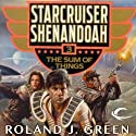 The Sum of Things: Starcruiser Shenandoah, Book 3 (       UNABRIDGED) by Roland J. Green Narrated by Traber Burns