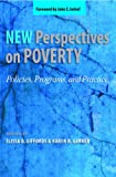 img - for New Perspectives On Poverty: Policies, Programs, and Practice book / textbook / text book