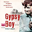 Gypsy Boy (       UNABRIDGED) by Mikey Walsh Narrated by Mikey Walsh