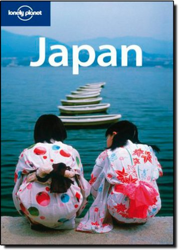 japan travel guide lonely planet pdf