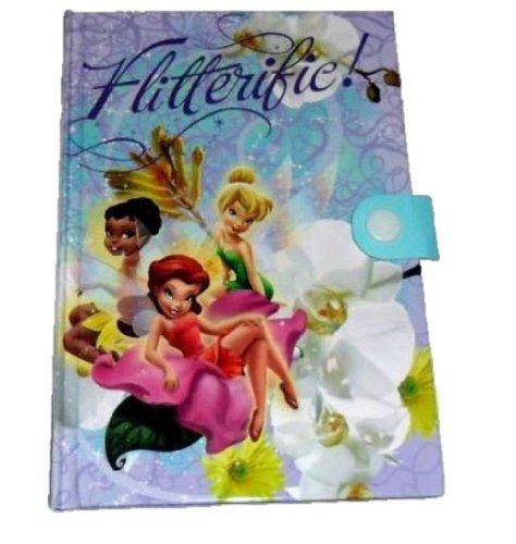 Tinker Bell Flitterifick Diary - 1