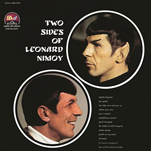 Highly Illogical Leonard Nimoy