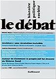 echange, troc Collectif - Le Débat, N° 158 Janvier - Fév :