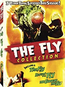 The Fly Collection (The Fly / Return of the Fly / The Curse of the Fly) [Import]